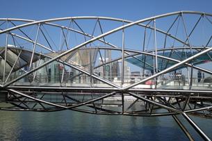 DNA-Helix-Brücke Singapur, Reisejournalistin, Kontakt Redaktionsbüro Simone Giesler