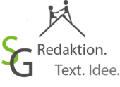 Redaktion Text Idee Logo