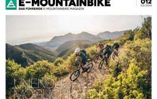 Top 11 Urlaubsziele mit dem E-Mountainbike, Artikel Simone Giesler