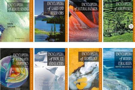 Springer Encyclopedia Earth Sciences