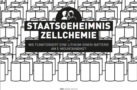 Artikel zu Zellchemie E-Mountainbike-Batterien