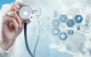 Website - Gesundheit, Arztpraxen, Webdesign / Marketing