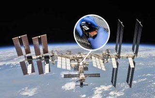 ISS Forschungsstation yuri Microgravity