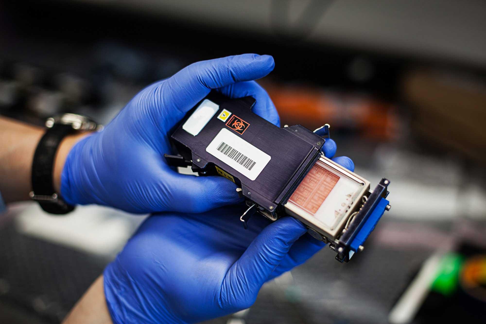 Experimentenkästchen yuri microgravity - Forschung in Schwerelosigkeit