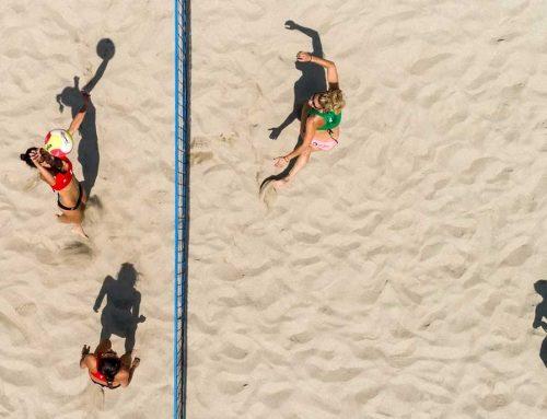 Beachvolleyball – faszinierend, ästhetisch und viel mehr als pure Athletik