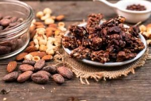 veganer Nuss-Snack des Start-up kernique; Redaktion Simone Giesler