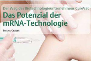 mRNA Technologie am Beispiel des Unternehmens Curevac